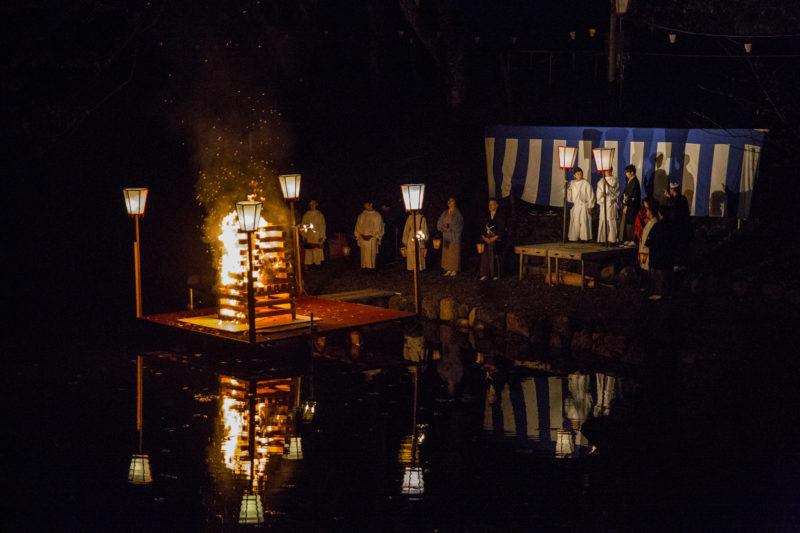 ぼんぼり祭り 本祭り