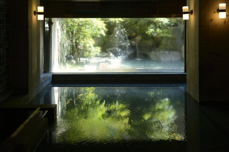 粟津温泉 「法師」の温泉