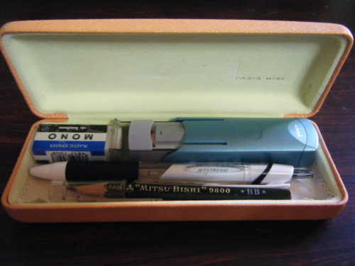 三菱鉛筆 印鑑ホルダー はん蔵