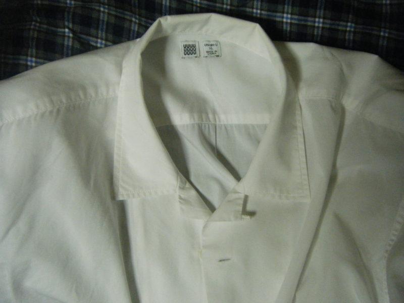 【クールビズ】エアリズム&開襟シャツが涼しく気持良い