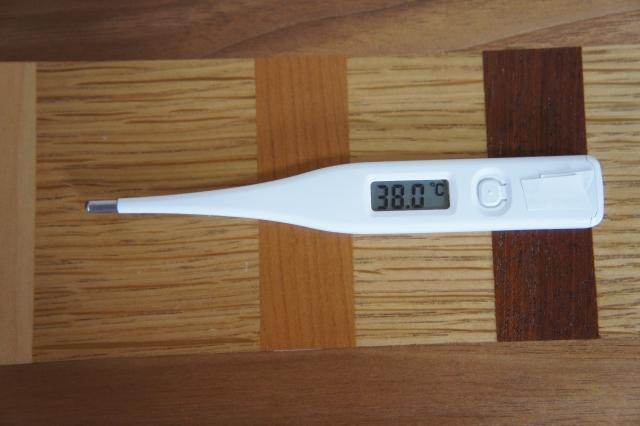 【コロナ/体温】36.8度や37度って平熱?発熱?