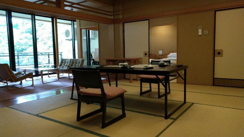 【辰口温泉 まつさき】泉鏡花ゆかりの美味しい老舗旅館