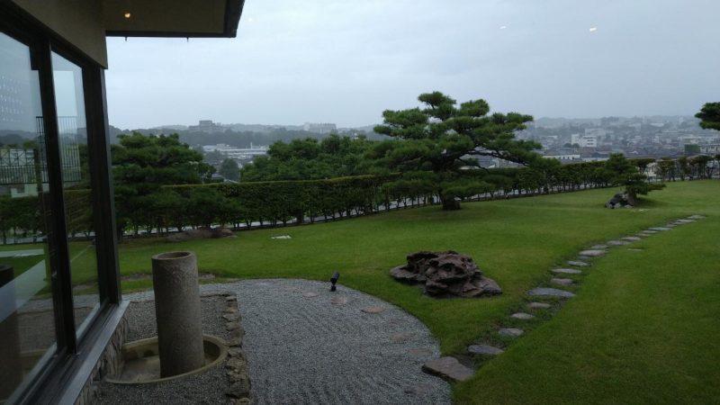 【金沢市寺町/仁志川(にしかわ)】懐石料理と眺望で至福の時間