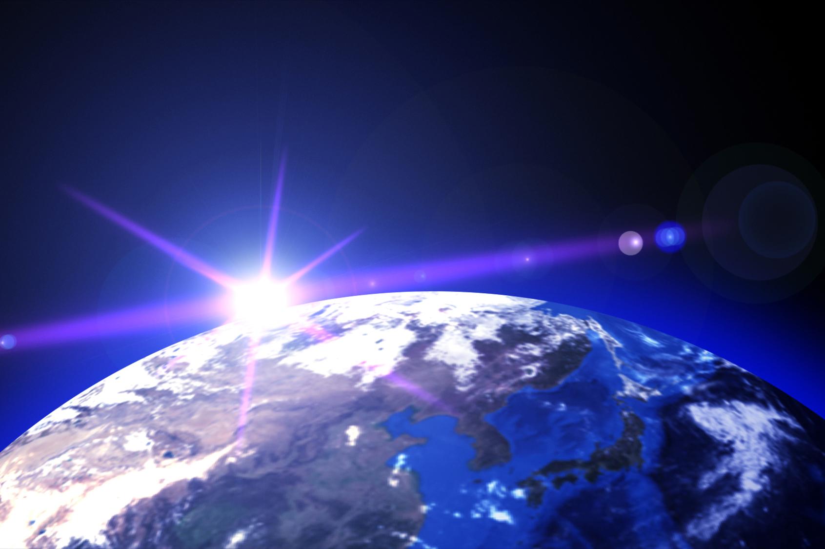【球体】地球もボールもなぜ丸い?